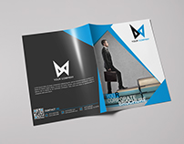 Corporate Brochure Tamplate