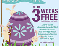 Easter Promo - easyhome