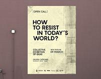 Como Resistir no Mundo de Hoje? - Exposição