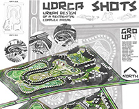 ( UDRCA ) Urban Design Of a Residential complex Areas