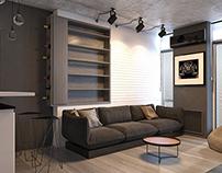 apartment for bachelor