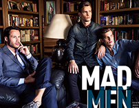 Mad Men para Revista Liverpool