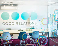 Good Relations: Workplace Branding graphics