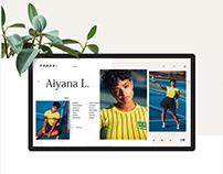 Brazil Tennis Iyana L.