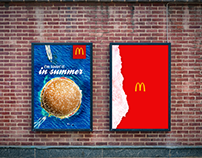 """I'm lovin it"" in summer"