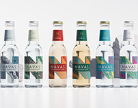 Navas Drinks | Premium Mixer Branding
