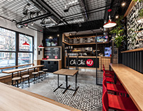 ChiChi 4U Burger Bar
