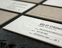 Refinery 43 Business Cards
