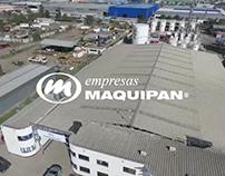 Video Corporativo Maquipan