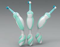 Toothbrush for Arthritis