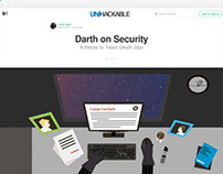 Medium blog graphics for Unhackable