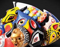 Olímpica - Enciende la LLAMA del Carnaval 2015