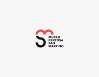 Logo Design Certosa San Martino di Napoli