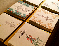 Winter 2014 - Greeting Cards