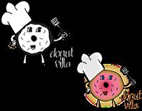Donut Villa Logo 2