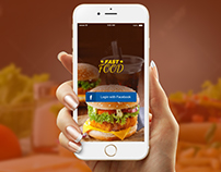 Fast Food App Design