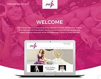 Retailer Website