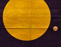Music Poster :: Silva + Dingo Bells