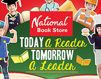 National Book Store Calendar Study