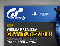 Gran Turismo 6 PROMO SITE