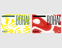 BOHAI Membership Cards