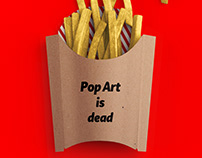 POP ART IS DEAD