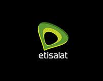 Etisalat - Social Media