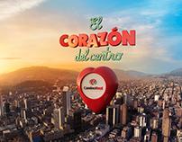 CAMINO REAL / EL CORAZÓN DEL CENTRO