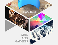 Arts And Gadgets 21-08-2015