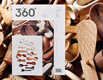 Design 360° Magazine - No. 67 Design & Woodwork