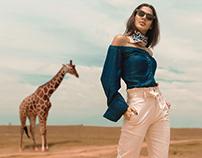campaign Safari Chic