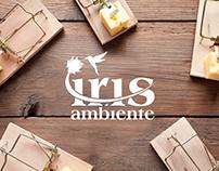 Iris Ambiente website