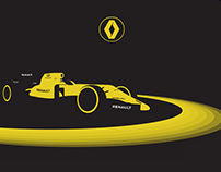 Formula One Illustrations