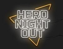 Hero Night Out | Branding