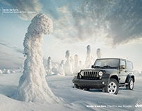 Wonder is out there. JEEP - Print