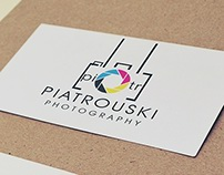 V 1. Logo and business card