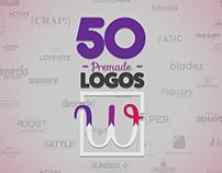 50 Letter 'W' Logos