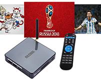 Chọn đầu thu android tv box nào để xem tốt World Cup 20