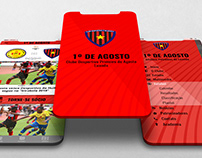 UI Design - Football Club