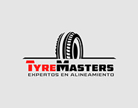 """TyreMasters"" Logo"