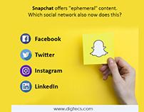 Social Media Creatives & Graphics Designing for Digtecs