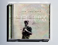 "Tin Hat Trio, ""Helium"" (CD Packaging), 2000"