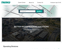 Tremco Corporate and Careers Site