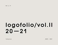 Logofolio / VoI.II 20 — 21