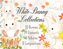 White Bunny Collections