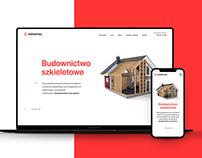 Husspol / Brand Identity, Website, 3D, Copywriting