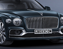 2020 Bentley Flying Spur Limousine