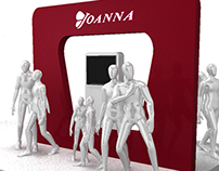 In store Branding , Display Stands,Mannequin Display