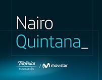 Nairo Quintana & Fundación Telefónica