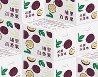 富坤埔里百香果|FU KUN PULI PASSION FRUIT